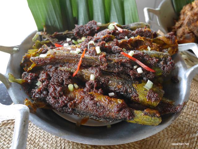 Ikan keli masak cili