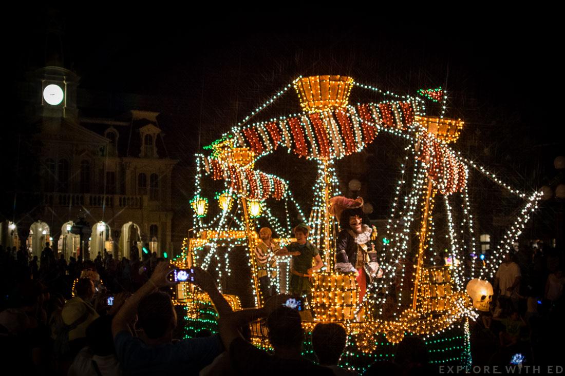 Main Street Electrical Parade, Magic Kingdom