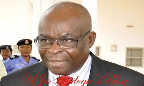 Onnoghen Accuses Govt of Tampering with His Assets Declaration Form