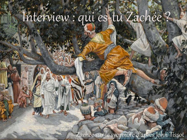 interview de zachée