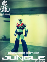Mazinger Z by Jungle