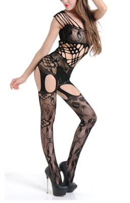 Honenna Fishnet Bodysuit