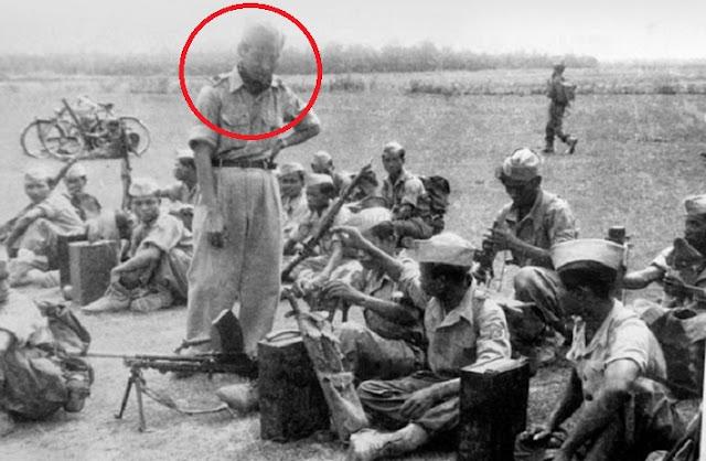 Kisah Anak Buah Melihat Soeharto Bak KEBAL PELURU Saat Perang. Selalu BERTEMPUR Dibarisan Depan...!