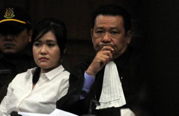 terdakwa kasus pembunuhan Jessica Kumala Wongso