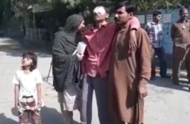 Lelaki Potong Kemaluan, Korek Mata Kerana Balas Dendam