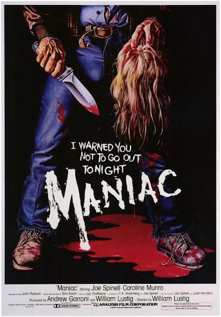 """William Lustig encuentra el master original de """"Maniac"""" en 16mm y será editado en 4K"""