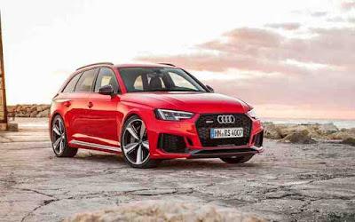 AUDI RS4 AVANT 2020 - La nouvelle Audi A5 2020 - Coupé de 2 générations