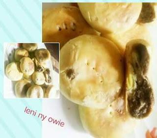 Resep Cara Membuat Bakpia Pathuk Isi Kacang Hijau