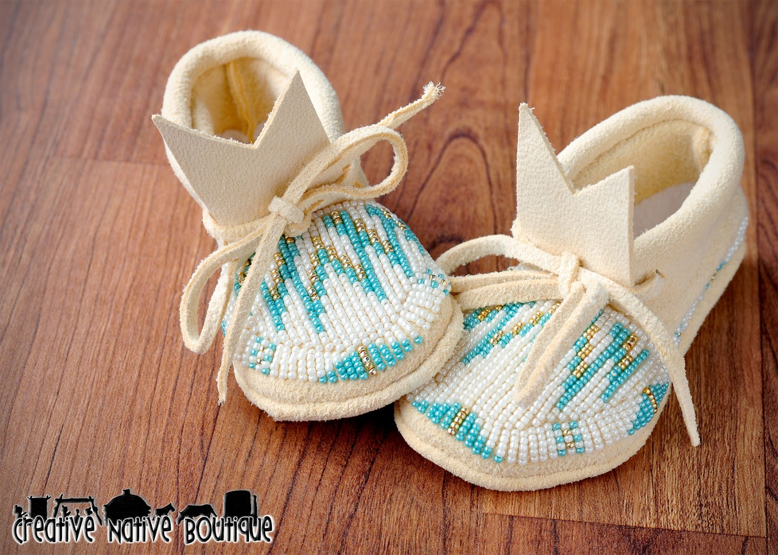 TheBabyHandprintCompany: Baby Moccasins - Baby Booties - Baby Shoes ...