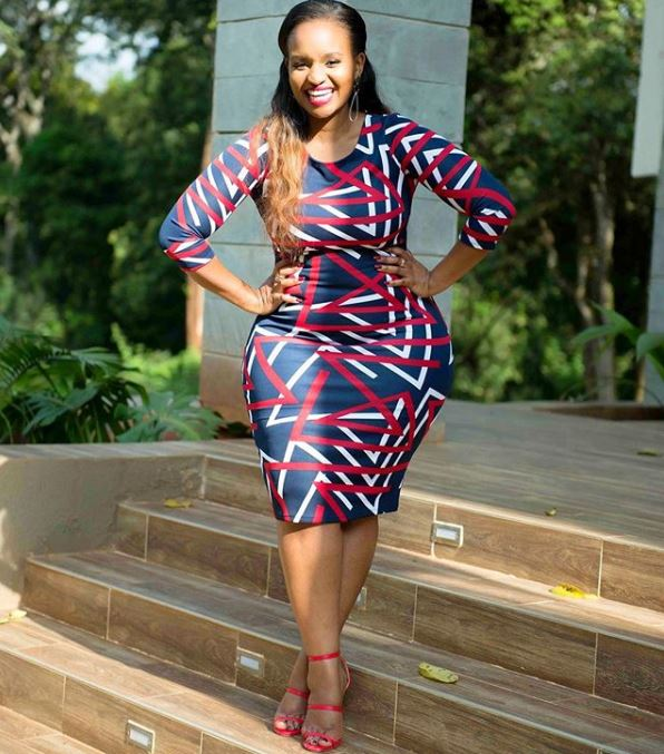 Ugandan Peasants Are Furious That A Kenyan Was Named The Face Of #MissCurvyUganda Grace Msalame