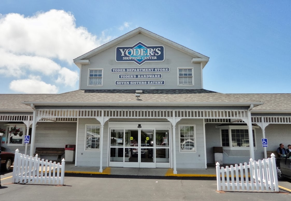 My Amish Indiana Yoder S Department Store