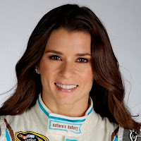 Danica Patrick Just Misses a Top-Ten #nascar #nscs