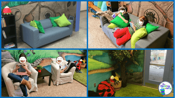 In an effort to motivate my students to be more engaged during independent reading I began offering flexible seating options. Continue reading to find out how I implemented flexible seating in my reading resource room and the impact it had on student engagement during independent reading.