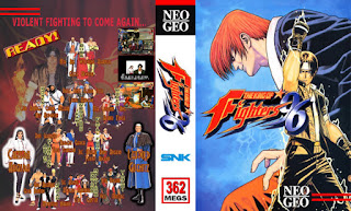 The King of Fighters '96 ( Arcade )
