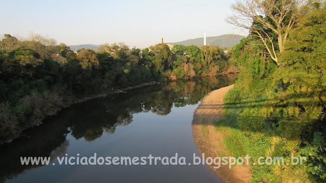 Rio Caí, Feliz, RS