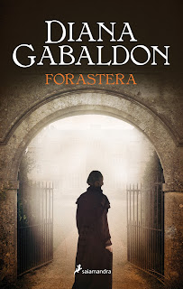FORASTERA-Diana-Gabaldon-audiolibro
