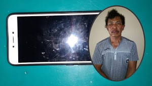 Kepergok Mencuri HP, Warga Kecematan Klambu Ditangkap Polisi di Tawangharjo