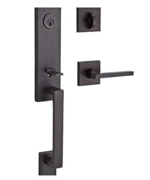 Model Gagang Pintu Aluminium