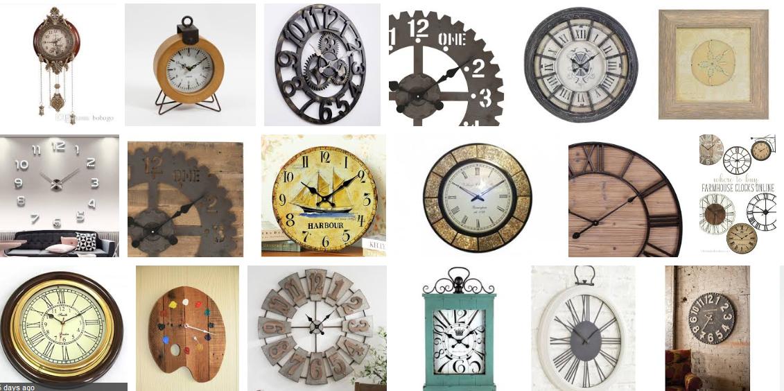 d6cdbd4e0 metal and wooden clocks online