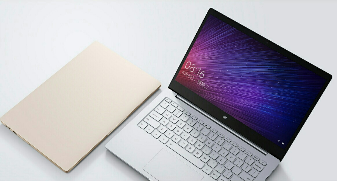 mi laptop specs and specifications