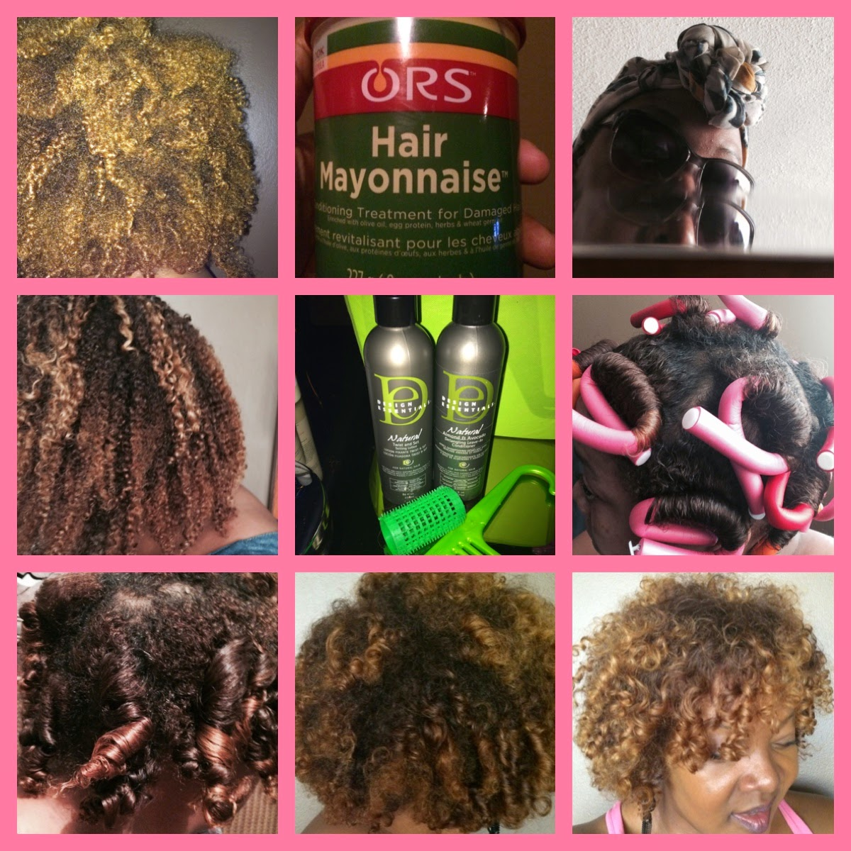 Product Review Design Essentials Almond Avocado Detangling Leave