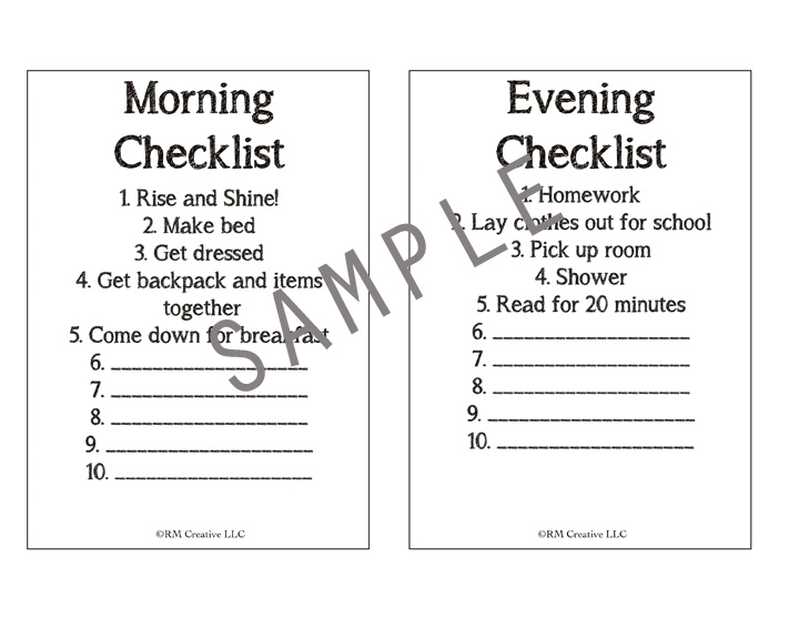 I heart chore charts Printable Chore Charts for kids, teenagers and