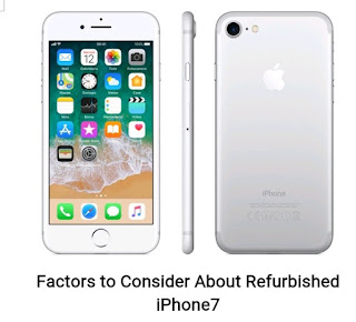 refurbished iPhone 7