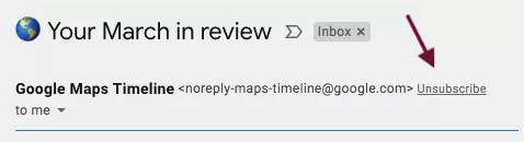كيف تتخلص من رسائل البريد الإلكتروني غير المرغوب فيها