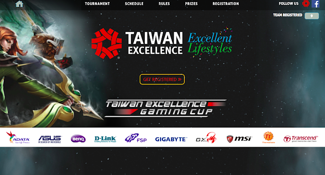 Taiwan Excellence Gaming Cup Brings the Biggest Lan Gaming Platform for Delhiites