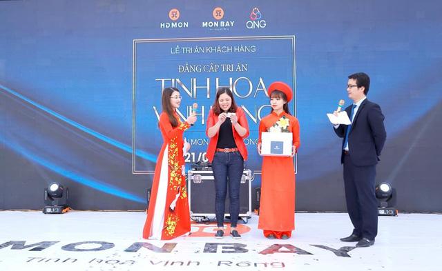 Lễ tri ân khách hàng tại Monbay Hạ Long