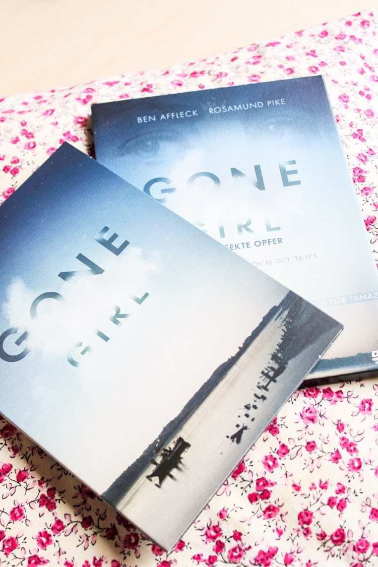 Media Monday, Gone Girl, Filmblogger, Serienjunkie, Blogparade