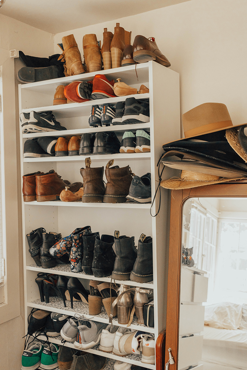 making your space stretch with California Closets, Califronia Closets review, California closets