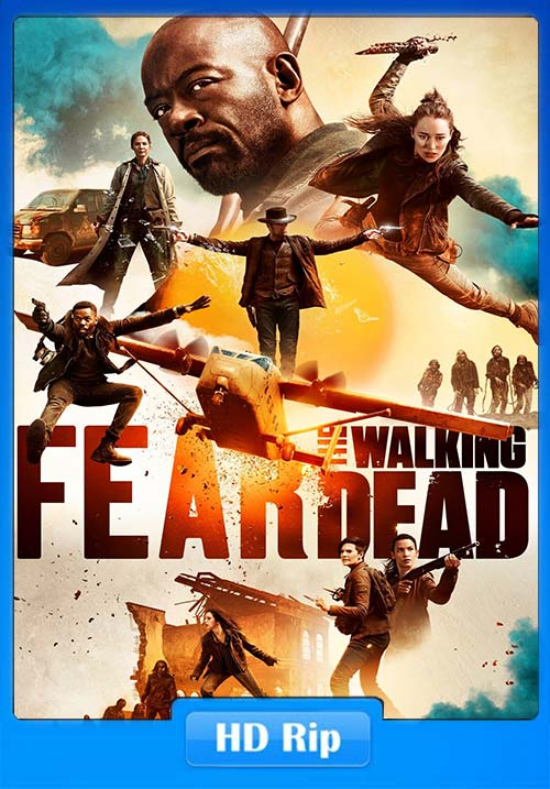 Fear the Walking Dead S05E05 The End of Everything 720p AMZN WEB-DL x264 | 480p 300MB | 100MB HEVC Poster