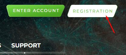 Регистрация в MineTech Farm