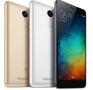 HP Android Xiaomi Redmi Note 3G