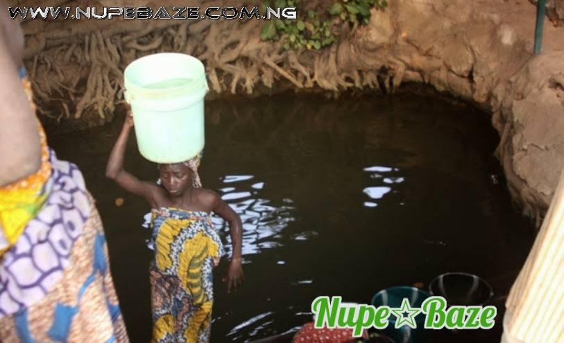 Nagwamatse Well Near Kontagora Niger State Nigeria , Niger State History , The History Of Niger State
