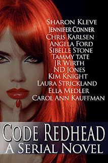 https://www.amazon.com/Code-Redhead-Serial-Sharon-Kleve-ebook/dp/B01N4NZFHC/ref=la_B005HYTQQI_1_10?s=books&ie=UTF8&qid=1505707103&sr=1-10