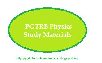Pg Trb Chemistry Study Material Pdf