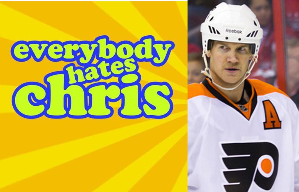 everybody hates chris logo
