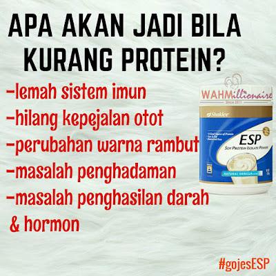 7 Kebaikan Dan Manfaat Energizing Soy Protein (ESP) Shaklee