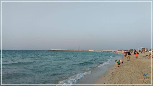 Praia de Jumeirah Beach