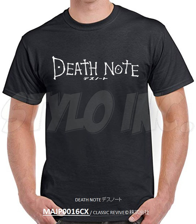 MAJP0016CX DEATH NOTE