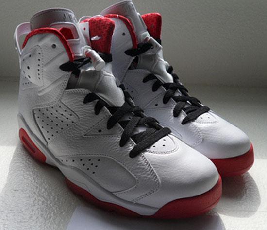 08c9211b19b4 This sample pair of Air Jordan 6 Retro s are a part of the