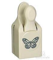 dziurkacz Martha Stewart motyl motylek Monarch Butterfly