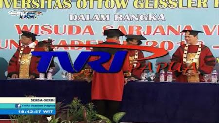 Frekuensi siaran TVRI Papua di satelit ABS 2 Terbaru
