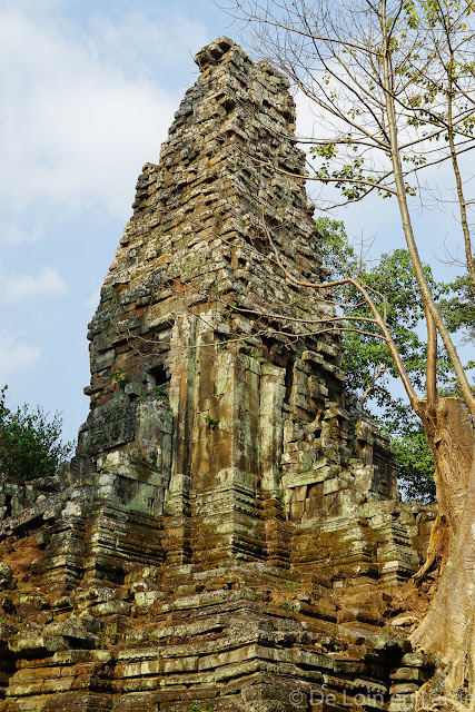 Preah Pralilay - Angkor - Cambodge