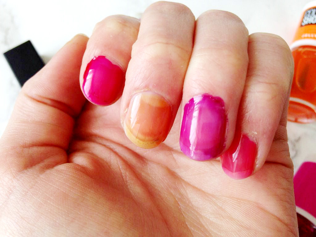 Maybelline Color Show Jelly Tints Nail Polish