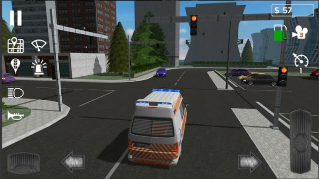 Game Ambulance Rumah Sakit Emergency Ambulance Simulator APK