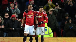 Manchester United vs Liverpool: Lingard & Martial Masih Absen