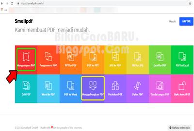 cara mengecilkan file pdf menjadi 300 kb online